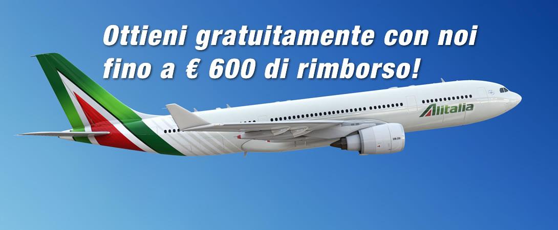 Rimborso Ritardo Volo Alitalia
