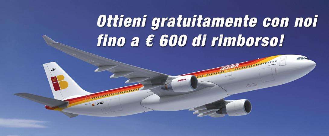 Rimborso Ritardo Volo Iberia